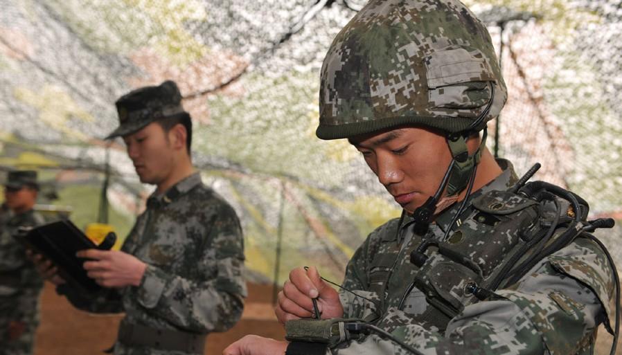 解放军单兵作战装备 4