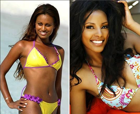 埃塞俄比亚可以说是非洲的美女之国
