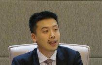 蔡雋思表示,「一帶一路」令香港學子開闊眼界和發現更多機遇)香港文匯報 記者 李昌鴻 攝