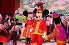 上海迪士尼樂園開建